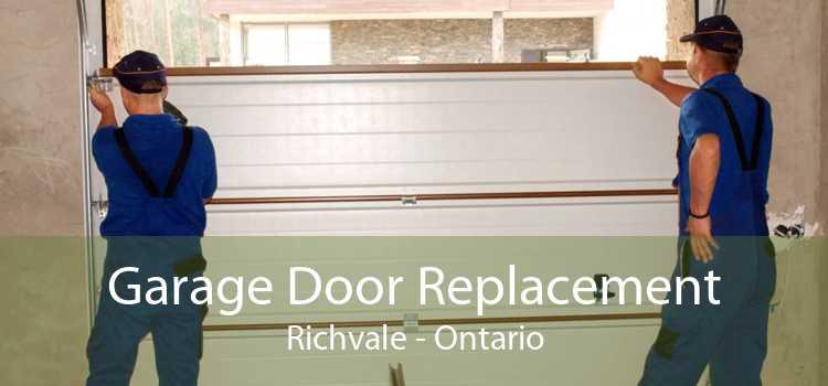Garage Door Replacement Richvale - Ontario