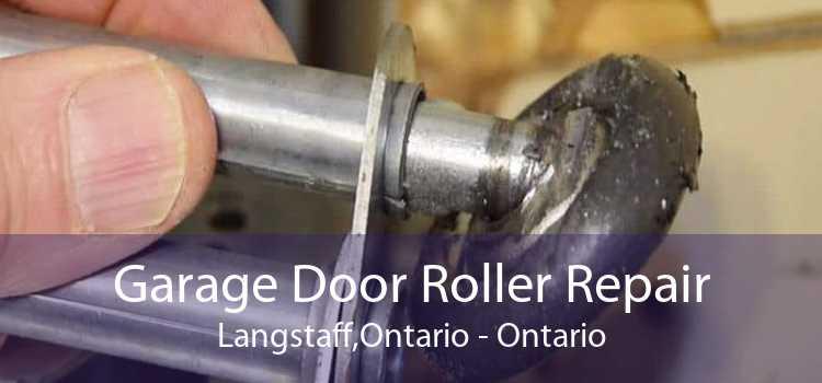 Garage Door Roller Repair Langstaff,Ontario - Ontario