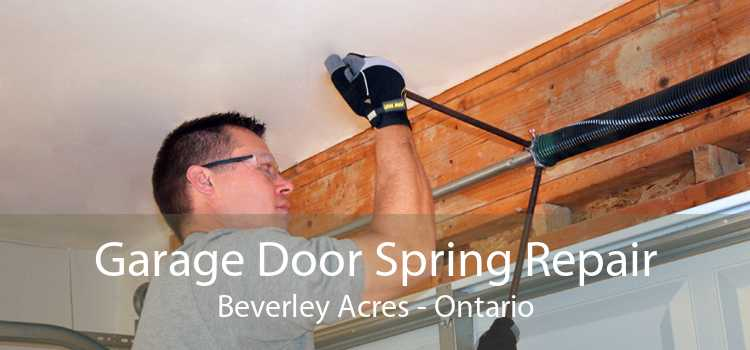 Garage Door Spring Repair Beverley Acres - Ontario