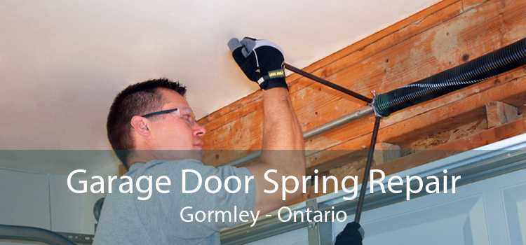 Garage Door Spring Repair Gormley - Ontario
