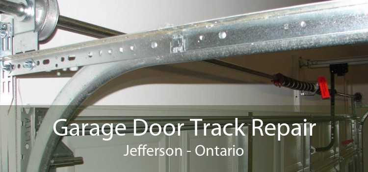 Garage Door Track Repair Jefferson - Ontario
