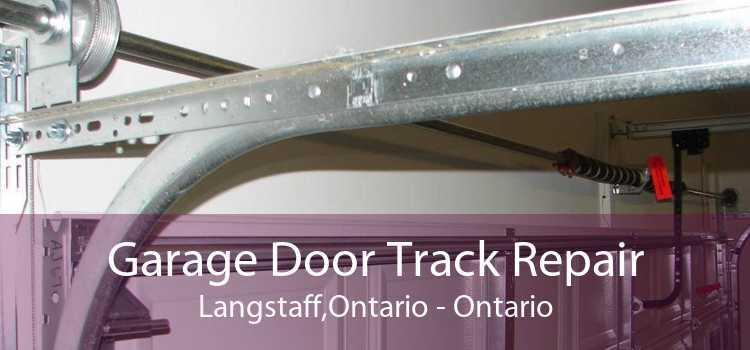 Garage Door Track Repair Langstaff,Ontario - Ontario