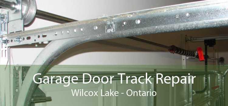 Garage Door Track Repair Wilcox Lake - Ontario