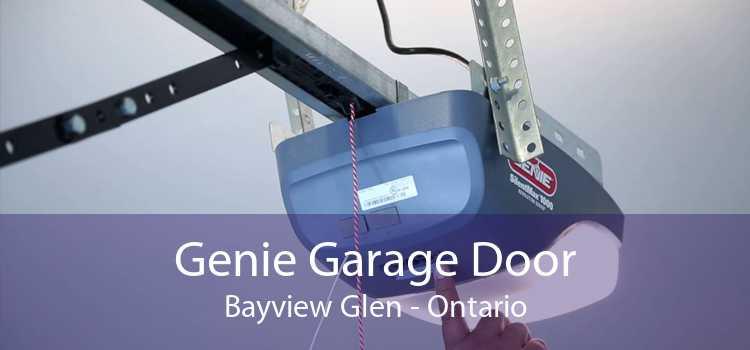 Genie Garage Door Bayview Glen - Ontario