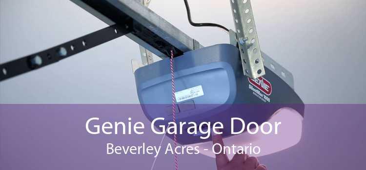 Genie Garage Door Beverley Acres - Ontario
