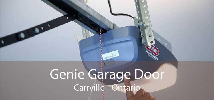 Genie Garage Door Carrville - Ontario