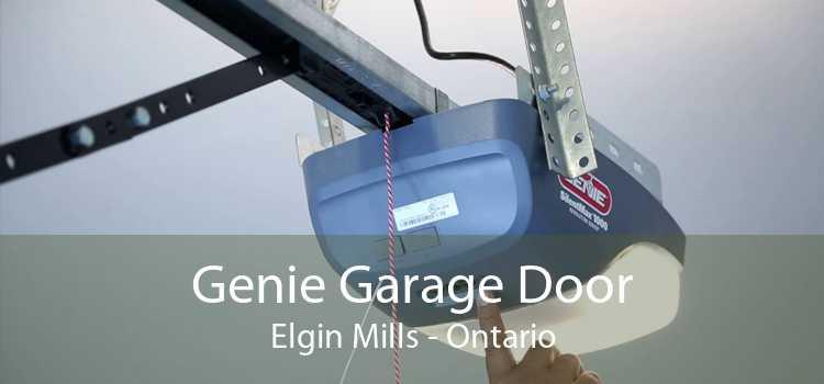 Genie Garage Door Elgin Mills - Ontario