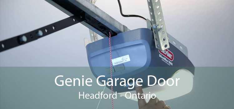 Genie Garage Door Headford - Ontario
