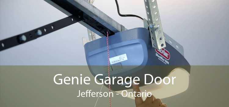 Genie Garage Door Jefferson - Ontario