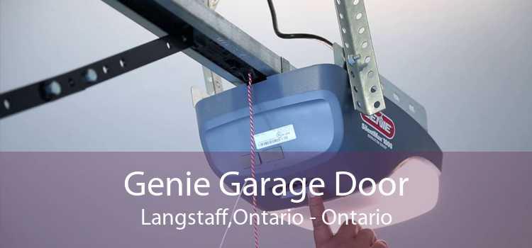 Genie Garage Door Langstaff,Ontario - Ontario