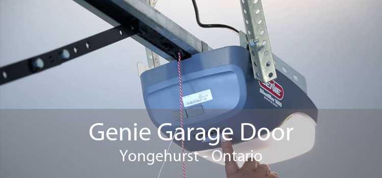 Genie Garage Door Yongehurst - Ontario