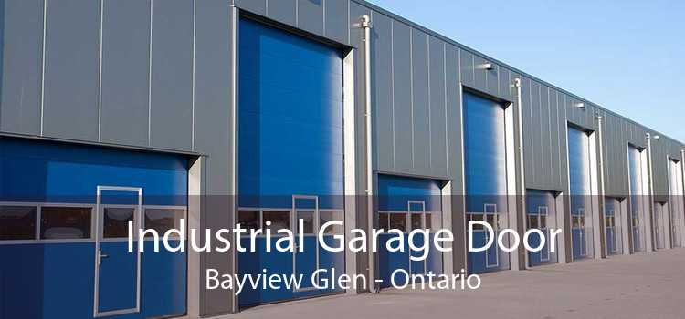 Industrial Garage Door Bayview Glen - Ontario