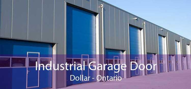 Industrial Garage Door Dollar - Ontario