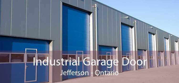 Industrial Garage Door Jefferson - Ontario