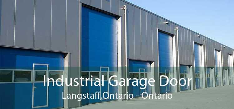 Industrial Garage Door Langstaff,Ontario - Ontario
