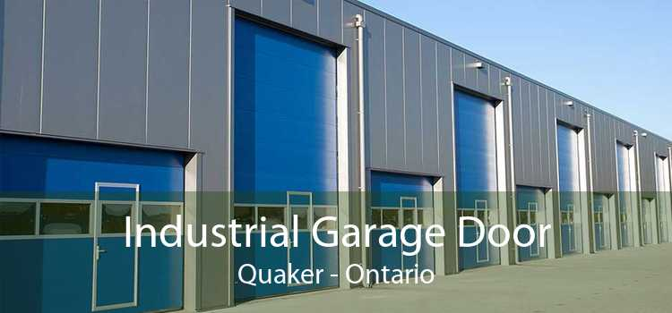 Industrial Garage Door Quaker - Ontario