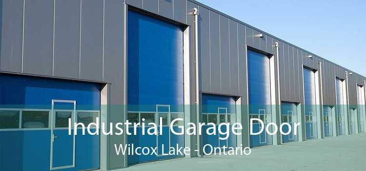 Industrial Garage Door Wilcox Lake - Ontario
