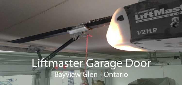 Liftmaster Garage Door Bayview Glen - Ontario