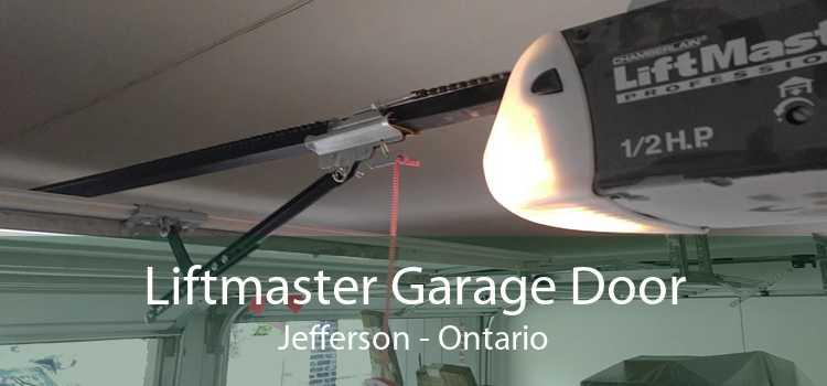 Liftmaster Garage Door Jefferson - Ontario