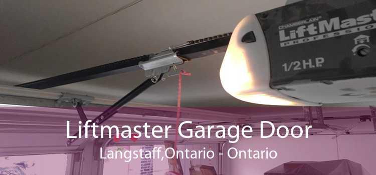 Liftmaster Garage Door Langstaff,Ontario - Ontario