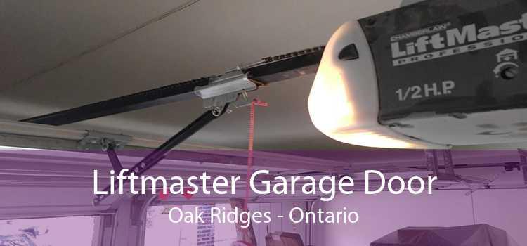 Liftmaster Garage Door Oak Ridges - Ontario