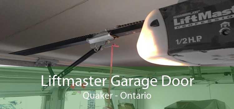 Liftmaster Garage Door Quaker - Ontario