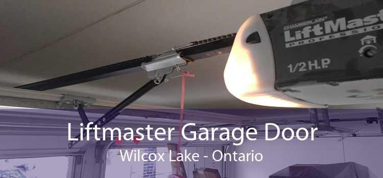 Liftmaster Garage Door Wilcox Lake - Ontario