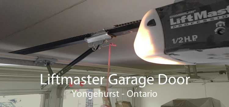 Liftmaster Garage Door Yongehurst - Ontario