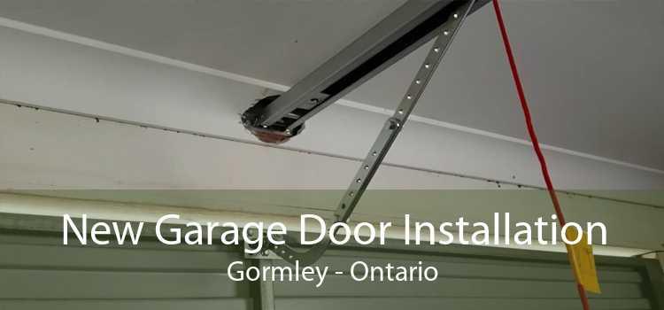 New Garage Door Installation Gormley - Ontario