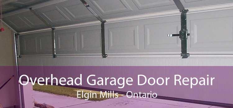 Overhead Garage Door Repair Elgin Mills - Ontario