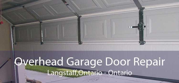 Overhead Garage Door Repair Langstaff,Ontario - Ontario