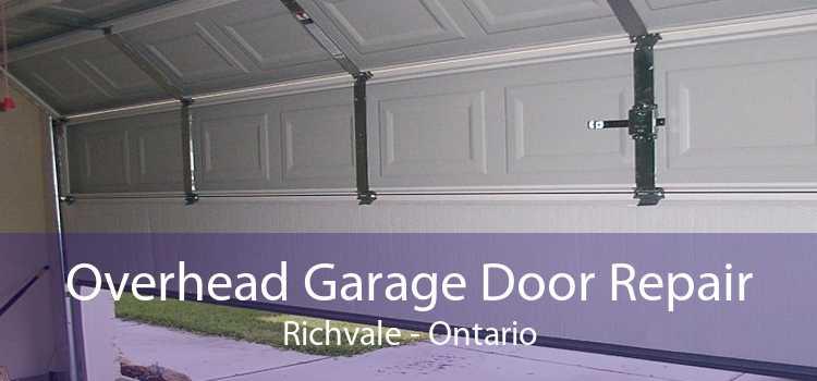 Overhead Garage Door Repair Richvale - Ontario