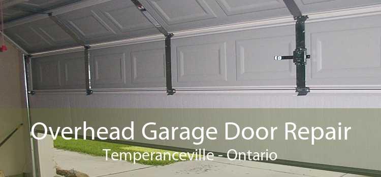 Overhead Garage Door Repair Temperanceville - Ontario