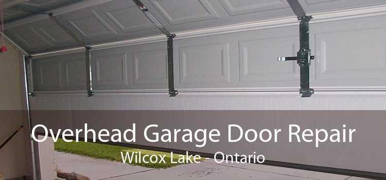 Overhead Garage Door Repair Wilcox Lake - Ontario