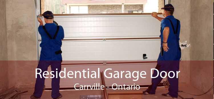Residential Garage Door Carrville - Ontario