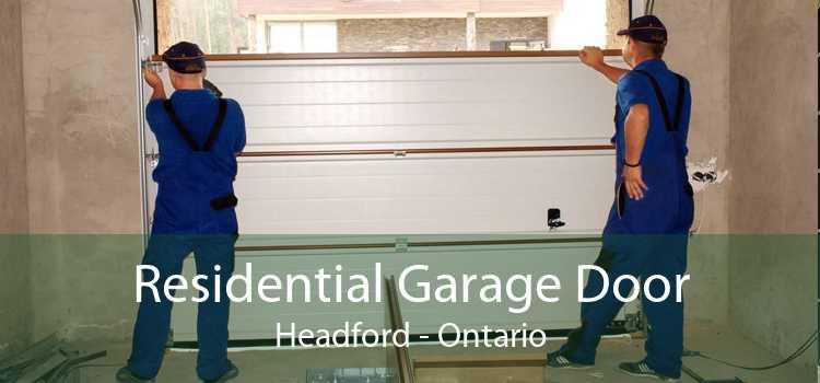 Residential Garage Door Headford - Ontario