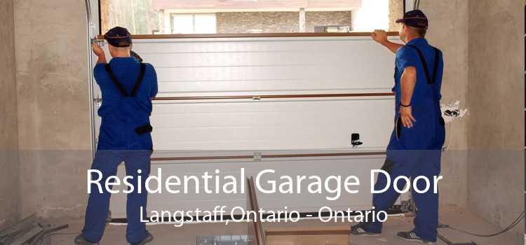 Residential Garage Door Langstaff,Ontario - Ontario