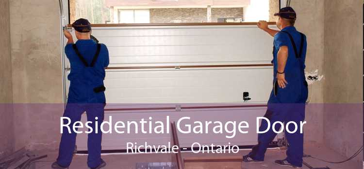 Residential Garage Door Richvale - Ontario