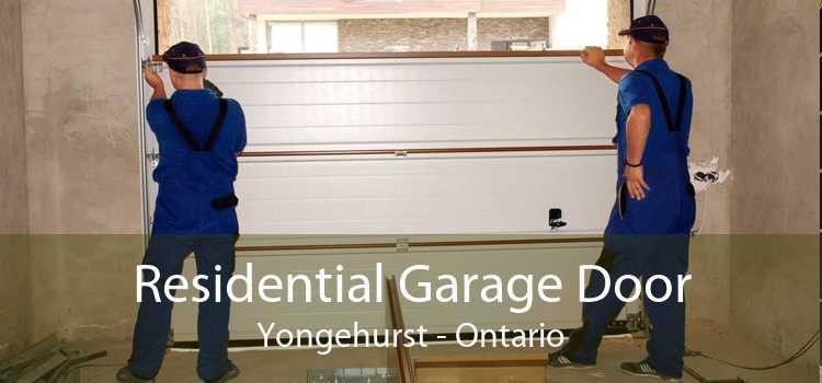 Residential Garage Door Yongehurst - Ontario