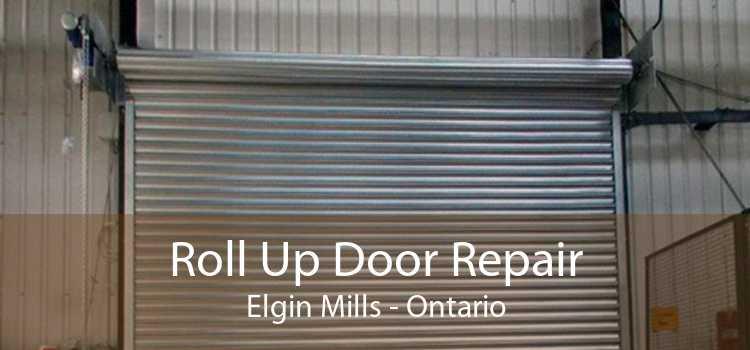 Roll Up Door Repair Elgin Mills - Ontario