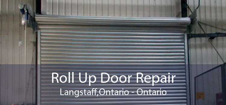 Roll Up Door Repair Langstaff,Ontario - Ontario