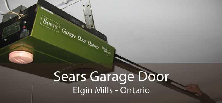 Sears Garage Door Elgin Mills - Ontario
