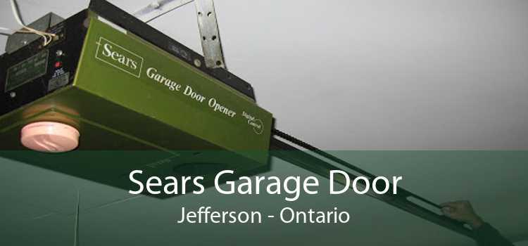 Sears Garage Door Jefferson - Ontario