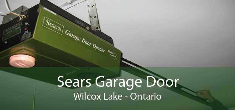Sears Garage Door Wilcox Lake - Ontario