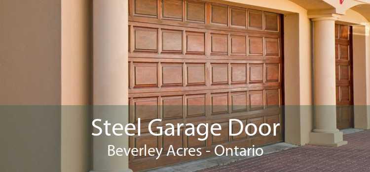 Steel Garage Door Beverley Acres - Ontario