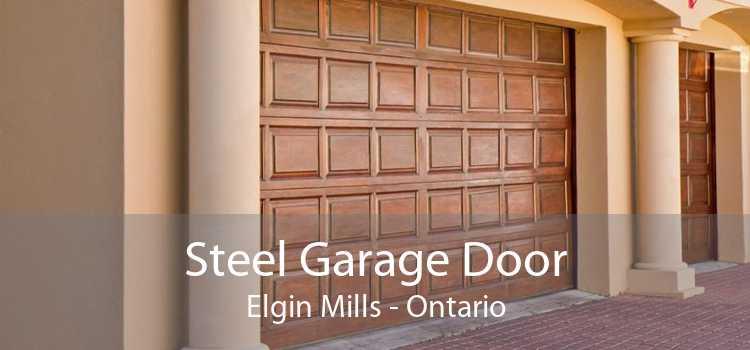 Steel Garage Door Elgin Mills - Ontario