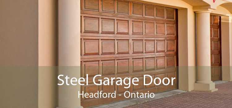 Steel Garage Door Headford - Ontario