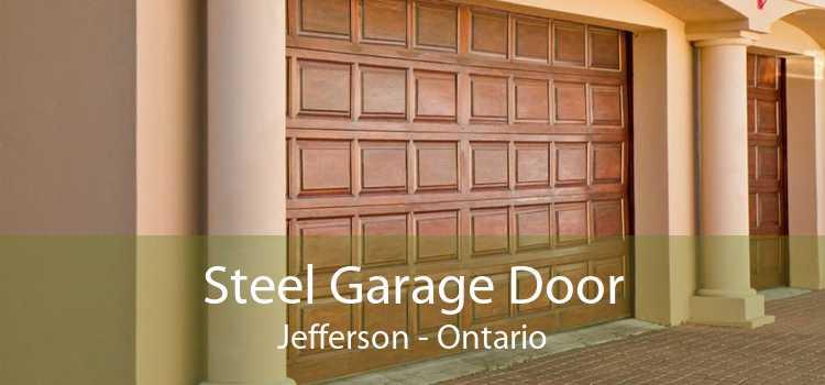 Steel Garage Door Jefferson - Ontario