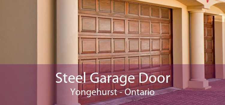 Steel Garage Door Yongehurst - Ontario