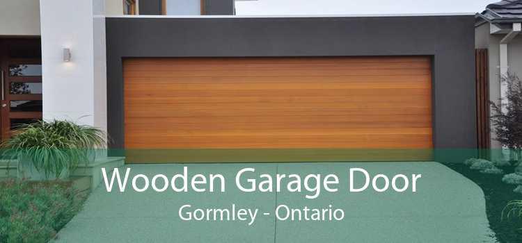 Wooden Garage Door Gormley - Ontario
